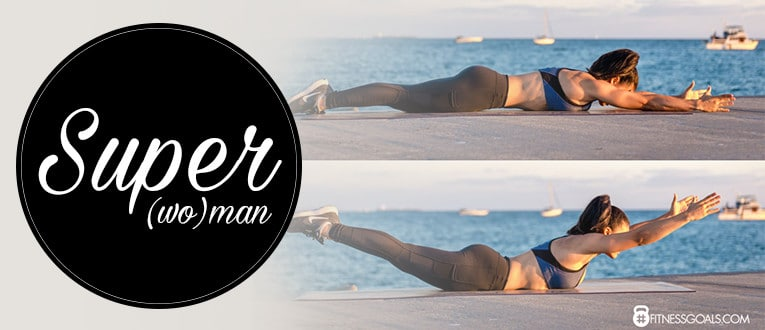 Lower Back Workouts For Women