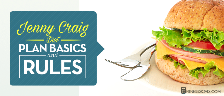 Jenny Craig Diet Plan Basics And Rules