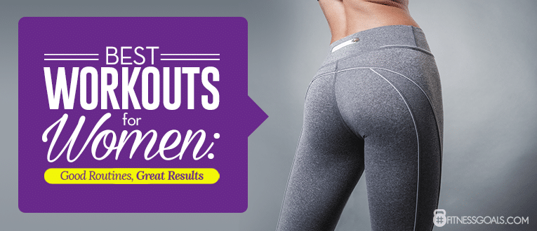 Best Thigh Workouts For Women: Good Routines, Great Results