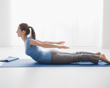 Locust Pose Yoga Pose Photos and Shalabasana Video Tips for Beginners