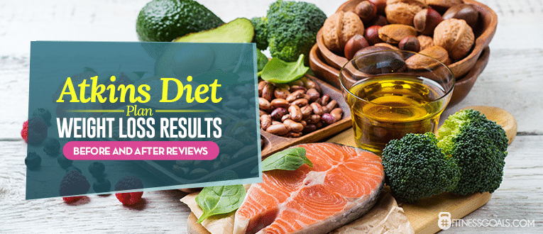 Atkins Diet Plan – Weight Loss Results Before and After Reviews