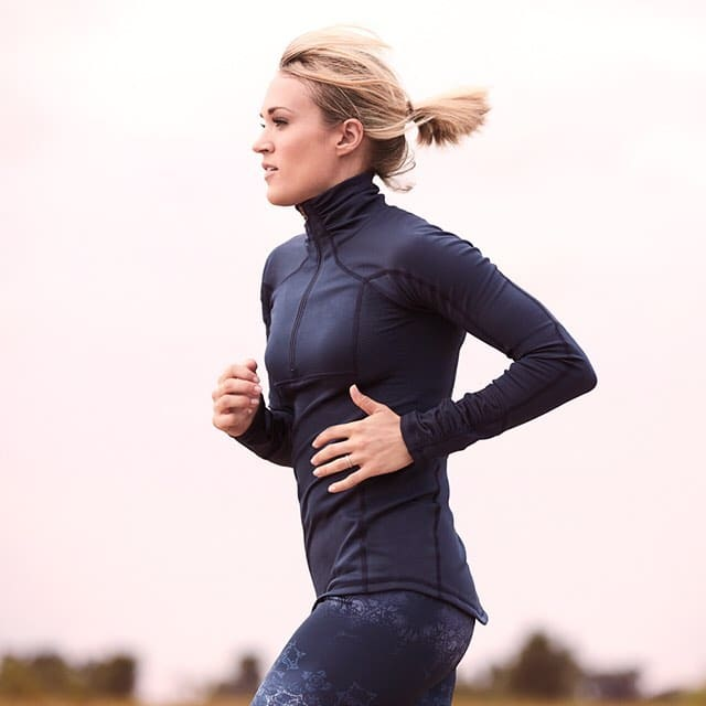 Carrie Underwood Perfect Neck Workouts