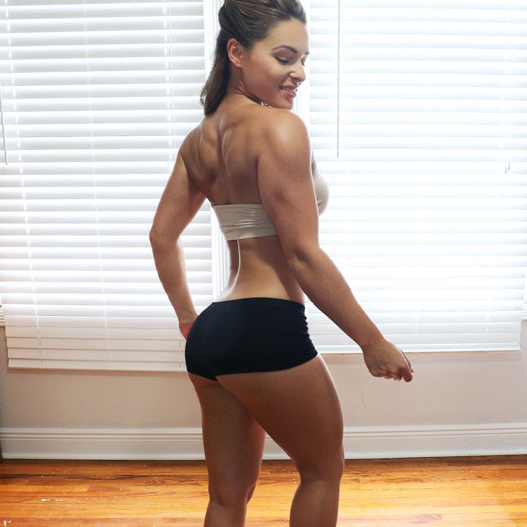 Cally Clarice hamstring exercises for women