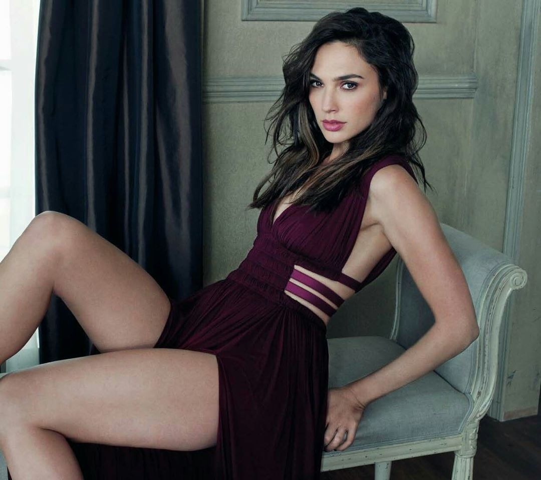 Gal Gadot Quadriceps Exercises