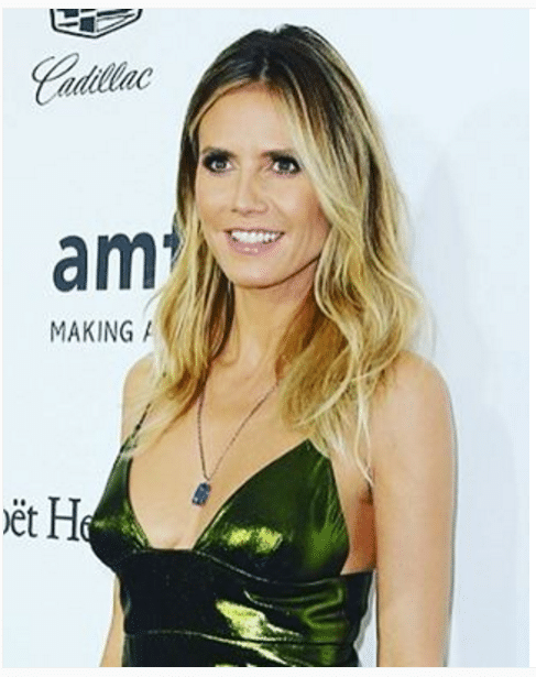 Heidi Klum Ladies Shoulder Workout