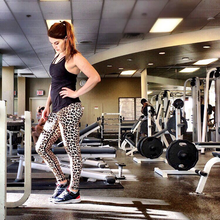 Holly Perkins Forearm Workout