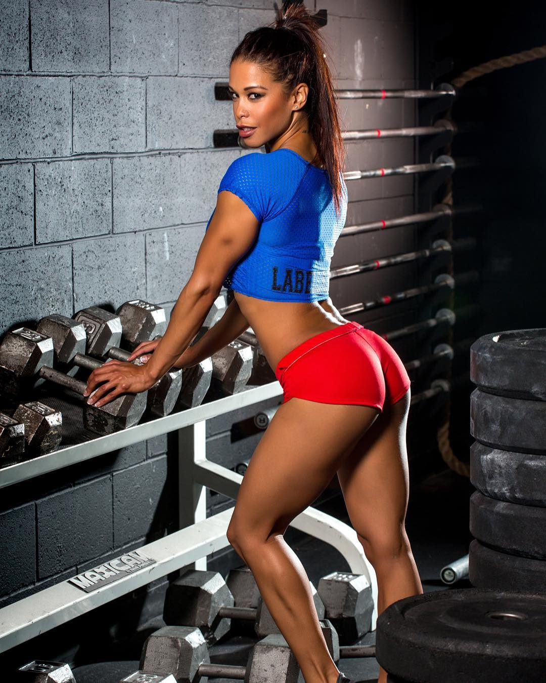 india paulino Middle Back Workout Routine