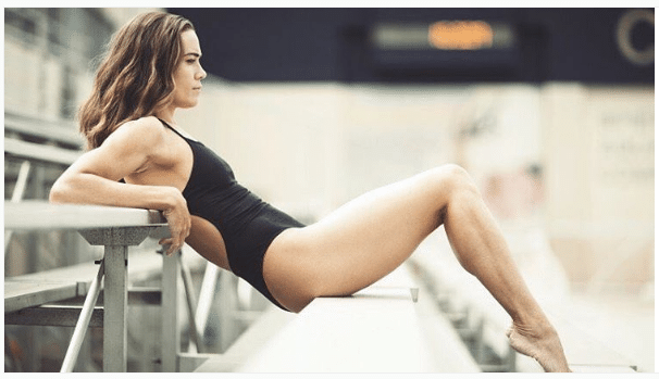 Natalie Coughlin How to Get Curvy Hips