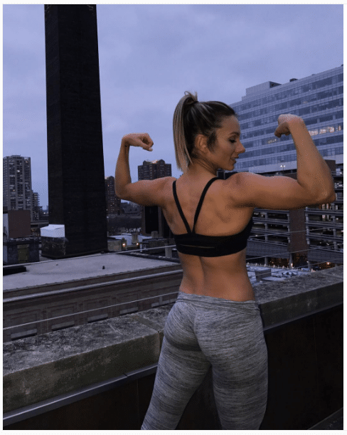 Paige Hathaway Ladies Shoulder Workout