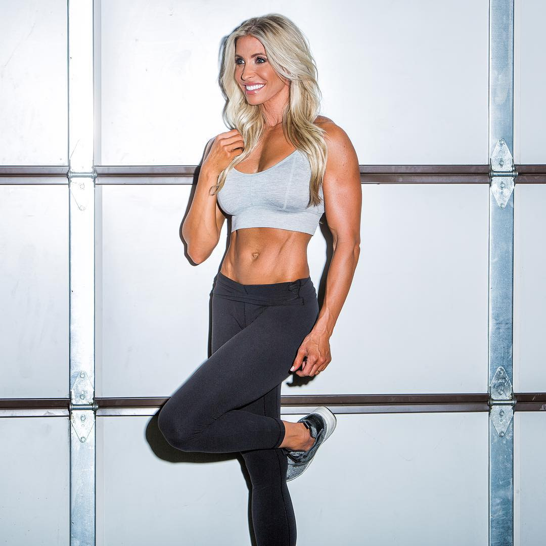 Heidi Powell How to Build Neck Muscles