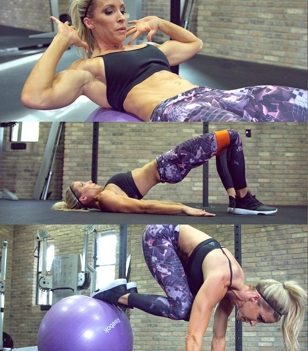 Heidi Powell Perfect Trapezius Workouts