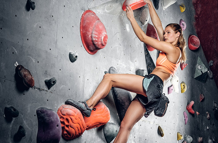 How Many Calories Does Rock Climbing Burn?