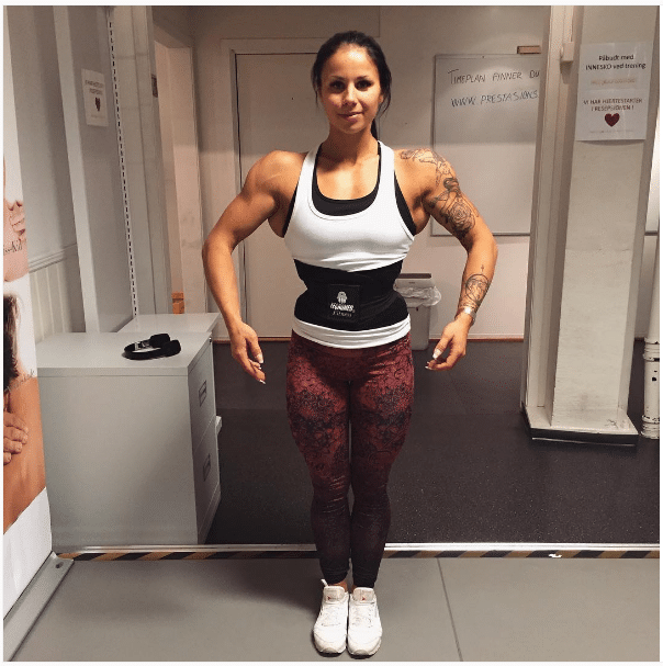 how to get wider shoulders female