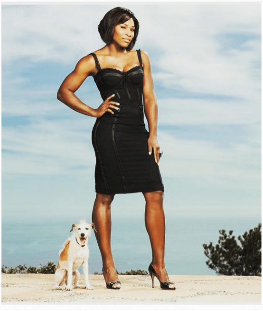 Serena Williams Women with Hips