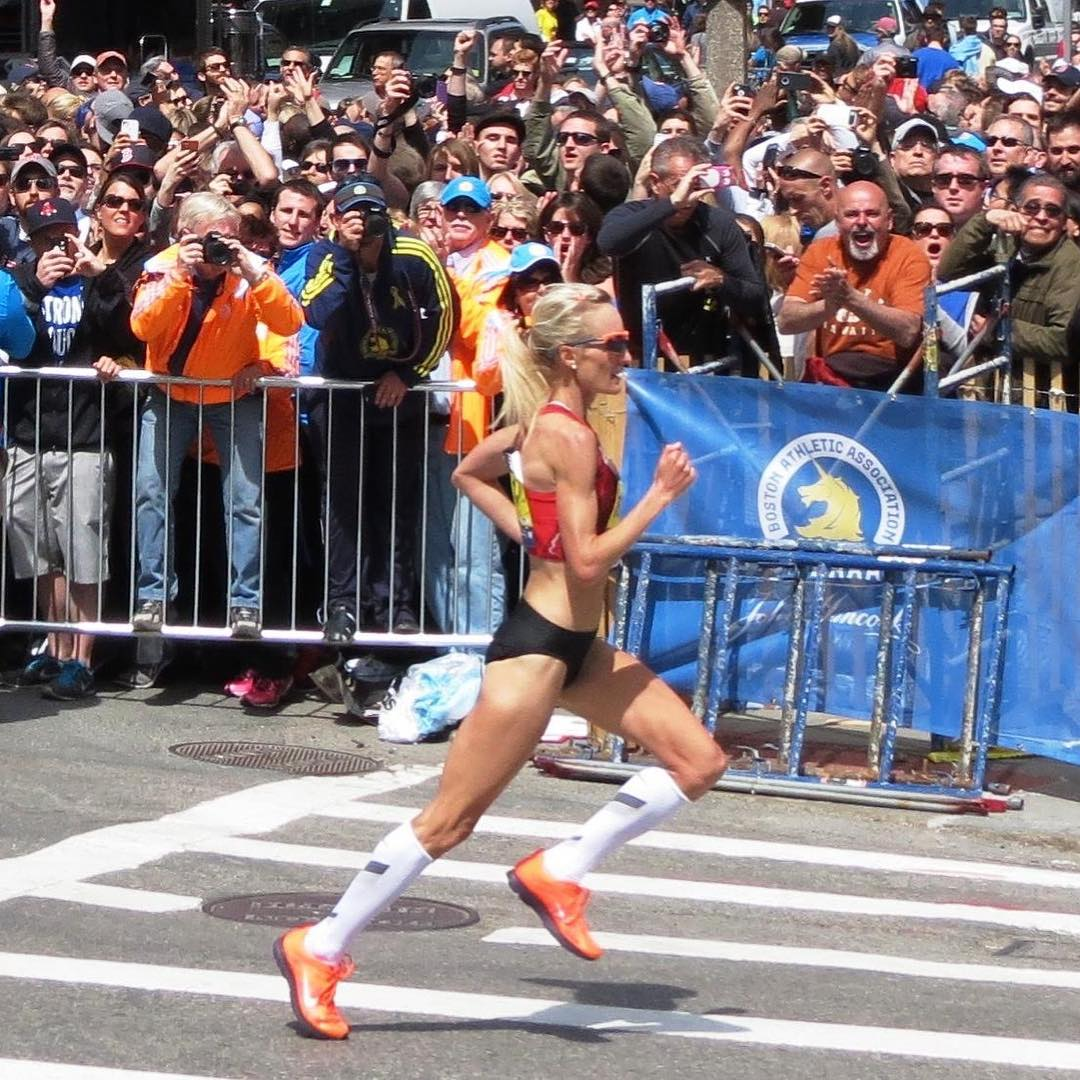 shalane flanagan Women Thighs