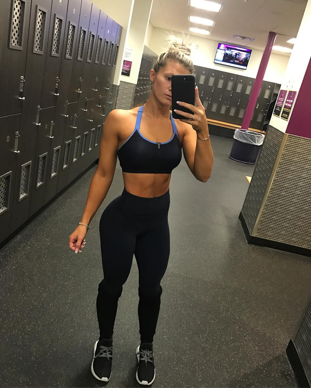 Suzie Perfect Hamstrings workout