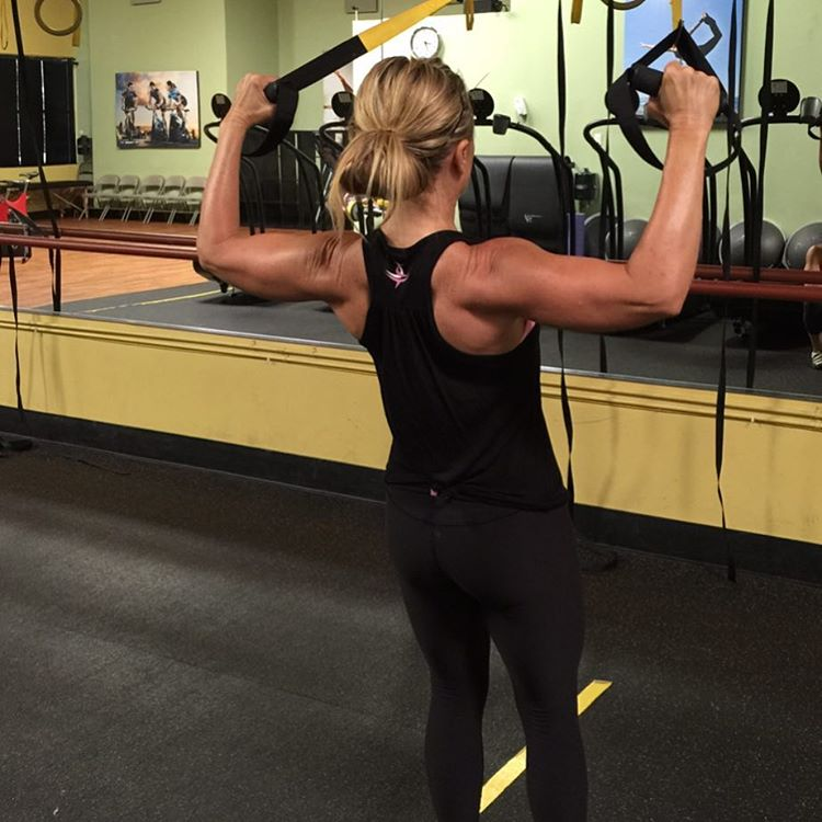 tamra judge Middle Back Workout Routine