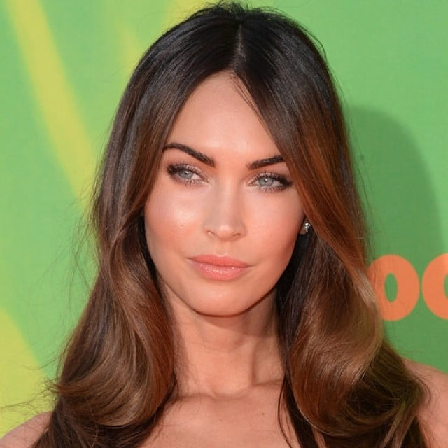 Megan Fox How to Strengthen Your Neck