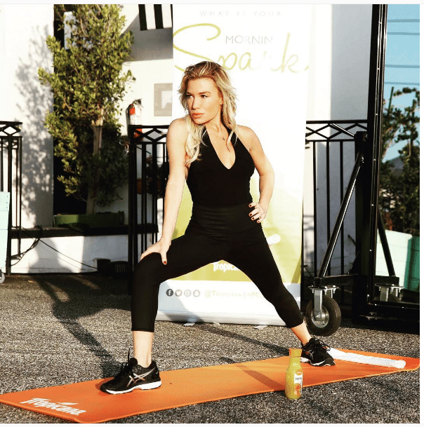 Tracy Anderson Tricep Workouts for Women