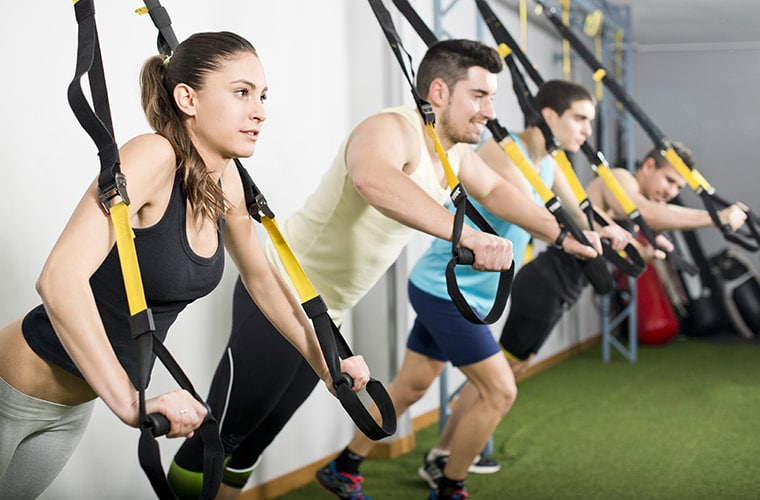 TRX Exercises for Beginners