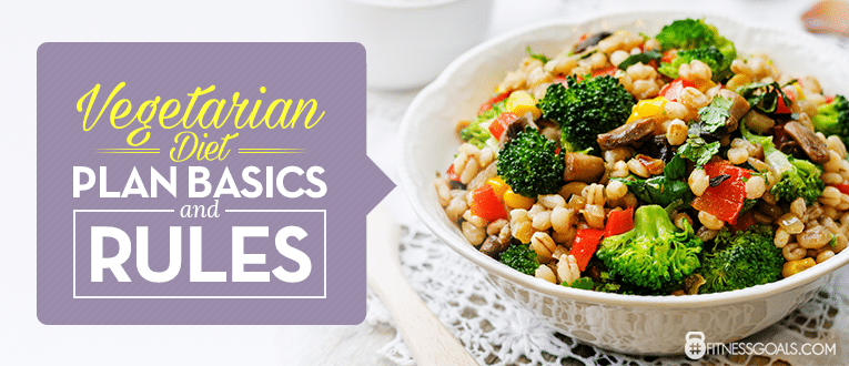 Vegetarian Diet Plan Basics and Rules
