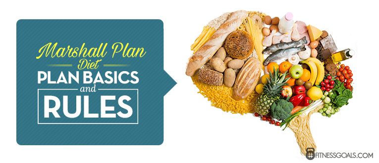 Marshall Plan Diet Plan Basics And Rules