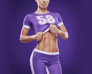30 Day Upper-Body Exercise Challenge - Best Upper-Body Workout For Women - Defined Shoulders