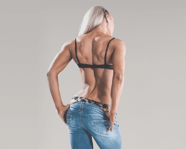 30 Day Back Challenge - Best Back Workout For Women - Perfect Posture