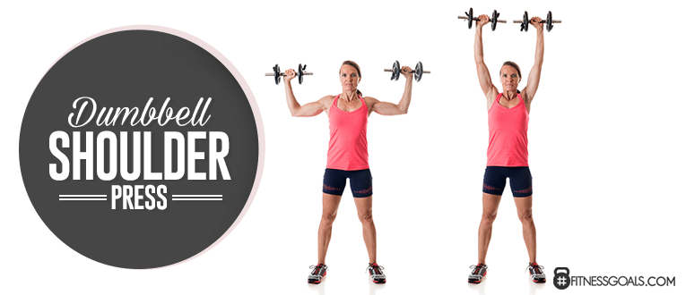 Dumbbell Shoulder Press Exercises For Women