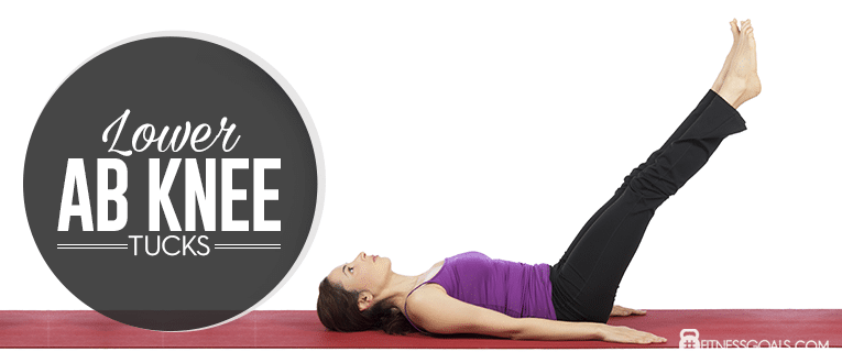 Lower Ab Knee Tucks