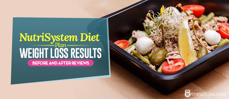NutriSystem Diet Plan – Weight Loss Results Before and After Reviews