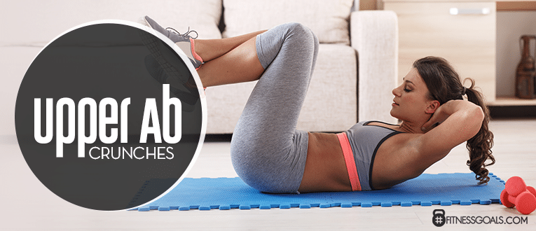 Upper Ab Crunches