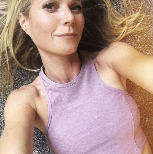 Gwyneth Paltrow Chest Exercises for Women