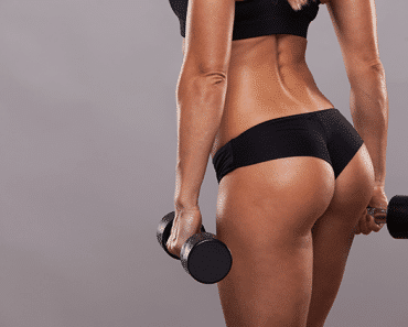 30 Day Butt Exercise Challenge - Best Glutes Workout for Women - Toned Booty