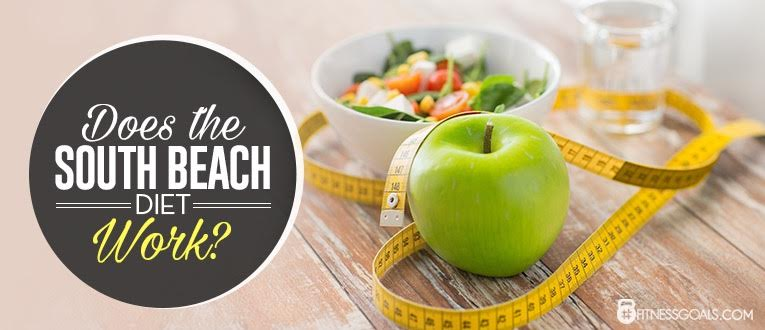 South Beach Diet Phase 1 Results