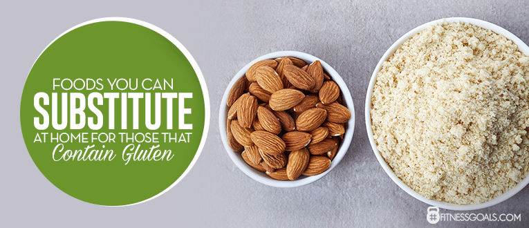 Foods You Can Substitute At Home For Those That Contain Gluten