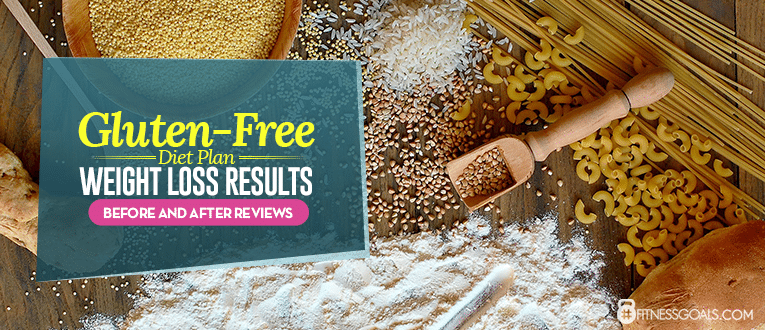 Gluten-Free Diet Plan – Weight Loss Results Before and After Reviews