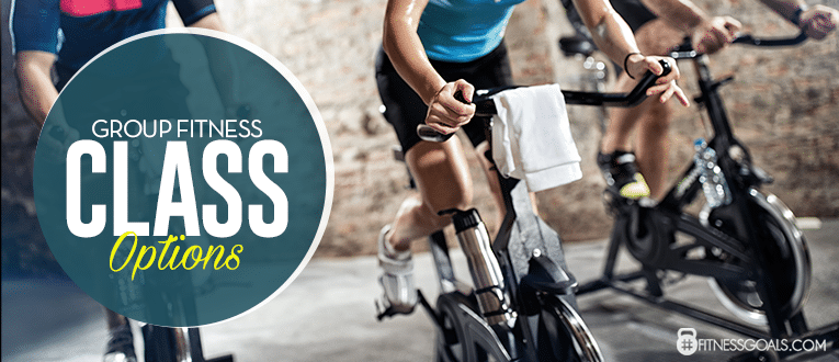 Group Fitness Class Options