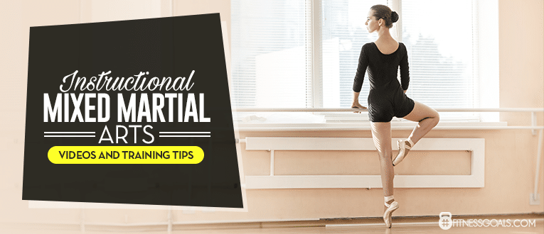 Instructional Mixed Martial Arts Videos and Training Tips