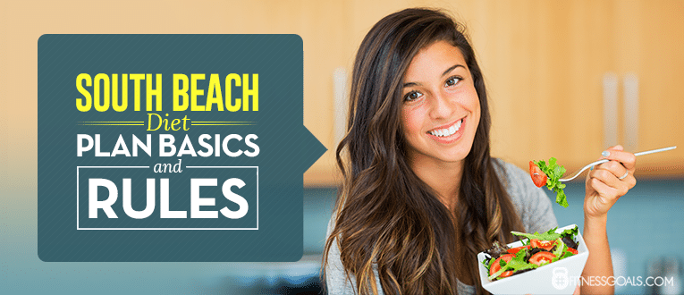 South Beach Diet Plan Basics and Rules