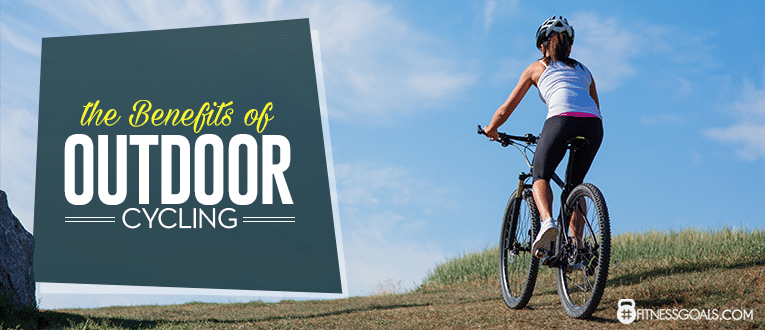The Benefits of Outdoor Cycling