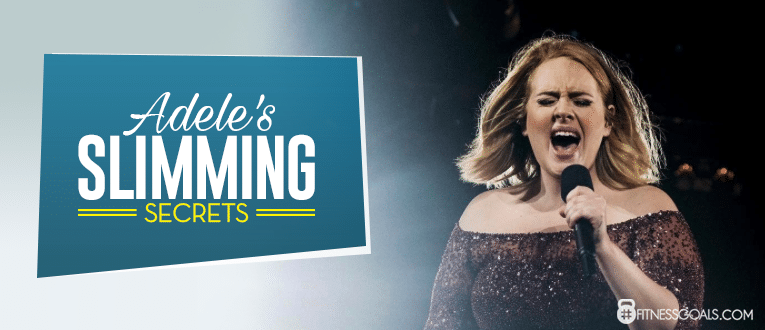 Adele's Slimming Secrets